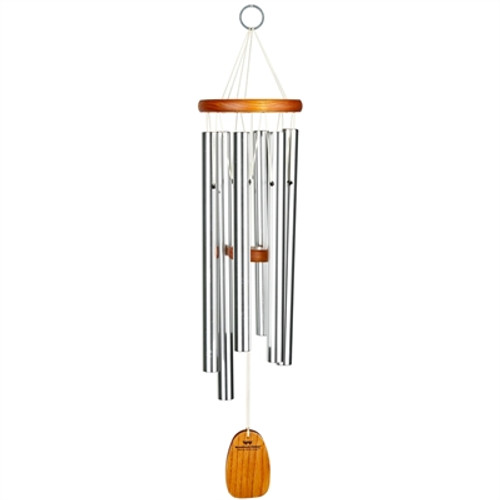 Amazing Grace Chime Medium by Woodstock - Silver