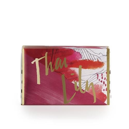 Thia Lily Bar Soap by Illume