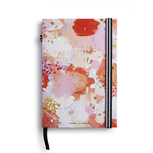 """Go Be Lovely"" Planner by Illume"