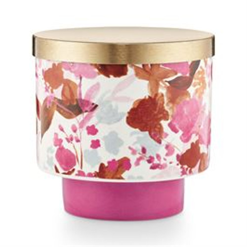 """Thai Lily Laurel Glass """"Go Be Lovely""""  Candle by Illume"""