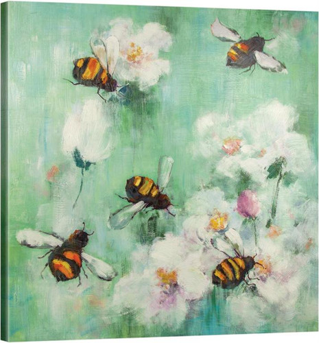 BEES CANVAS ART