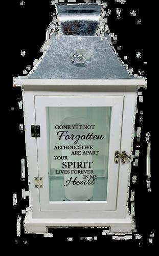 Never Forgotten Sympathy Lantern