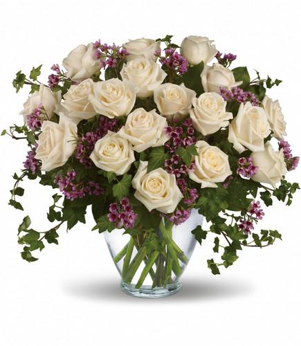Victorian Romance Rose Bouquet