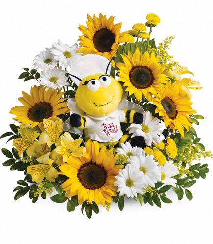 Bee Well Bee  Bouquet