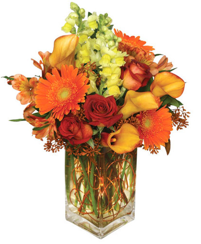 Fall Into Fall Bouquet