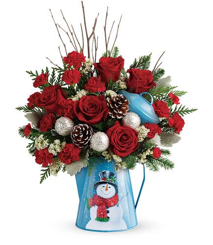 Snowy Daydreams Bouquet T18X300A