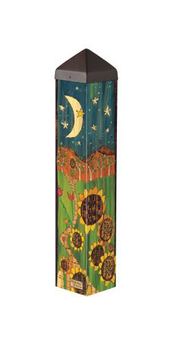 """Peaceful Journey 20"""" Art Pole"""
