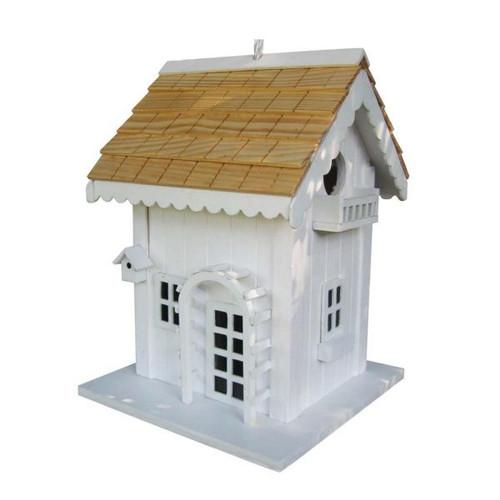 Arbor Cottage Birdhouse by Home Bazaar