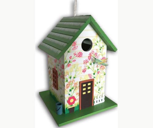 Grasshopper  Birdhouse