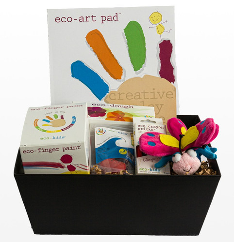 """We Are All Yuppie Kids"" Gift Box by Eco-Kids"