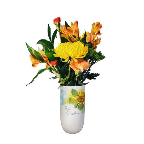 """""""Sunshine""""   Vase"""