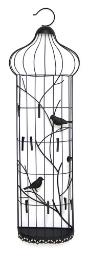 Birdcage Wall Decor