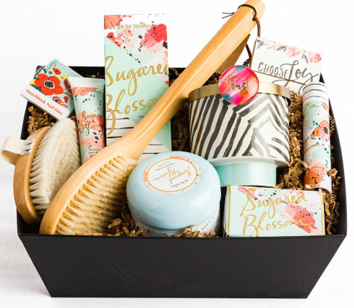 Soaps, Lotions and Candles Gift Box  by Soderberg's