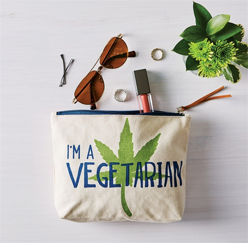 I'm a Vegetarian Pouch