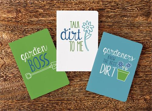 Gardener's Gossip Journal Set