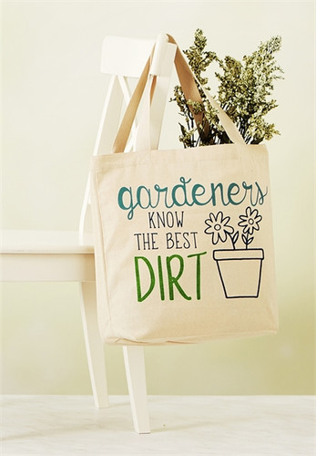 Gardeners Know the Best Dirt Tote