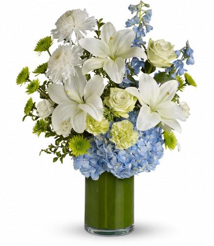 Seaside Splendor Bouquet