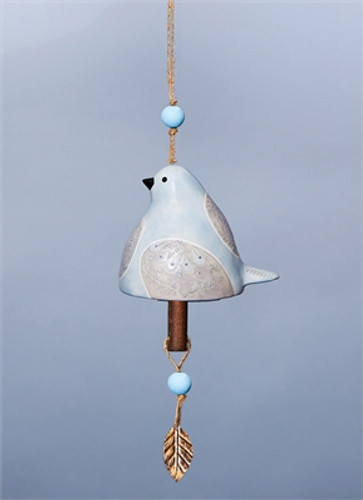 Dove Ceramic Bell by Woodstock