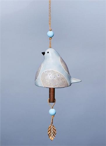 Dove Ceramic Bell  by Studio- M