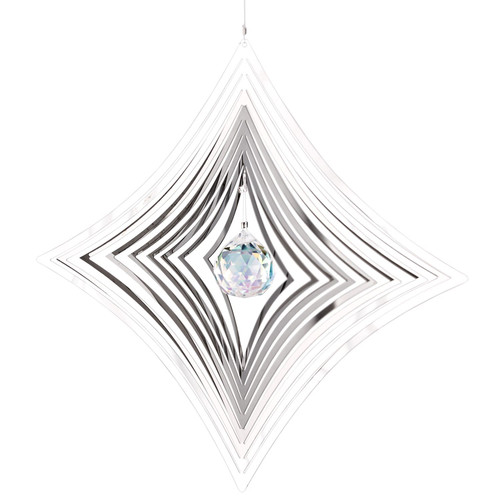 Shimmers Suncatcher by Woodstock - Crystal Parallax