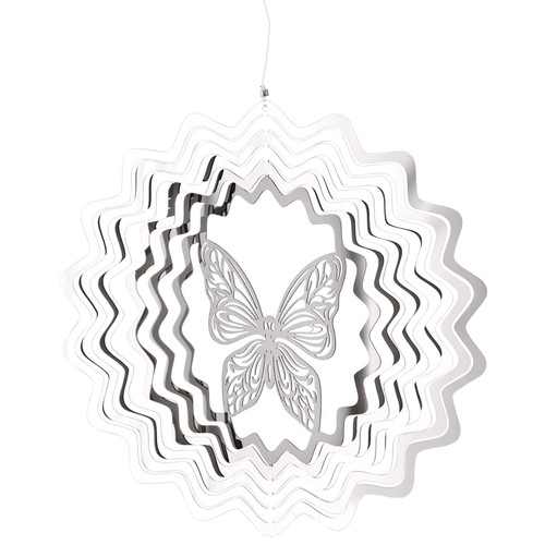 Shimmers Suncatcher by Woodstock - Butterfly