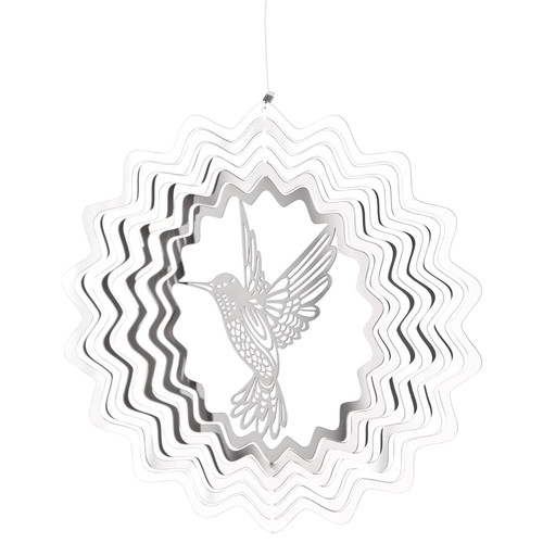 Shimmers Suncatcher by Woodstock - Hummingbird