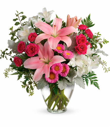 Blush Rush Bouquet