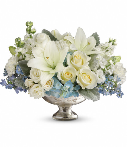 An Elegant Affair Centerpiece