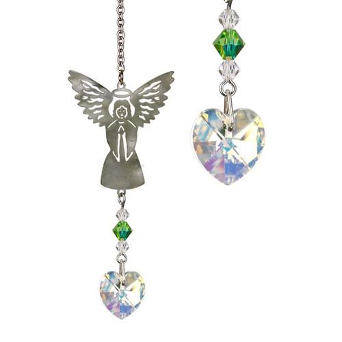 Birthstone Angel Suncatchers