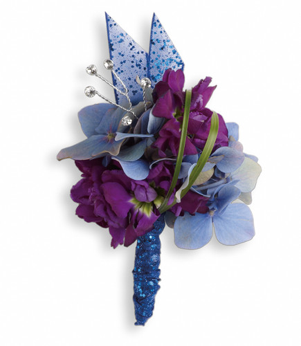 Custom Made Feel the Beat  Boutonniere