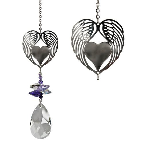 Crystal Fantasy by Woodstock - Winged Heart