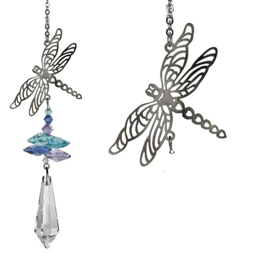 Crystal Fantasy by Woodstock - Dragonfly