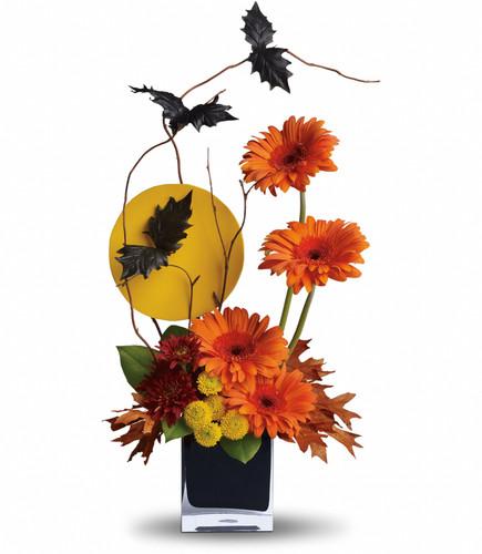 Boo-tiful Bats Bouquet