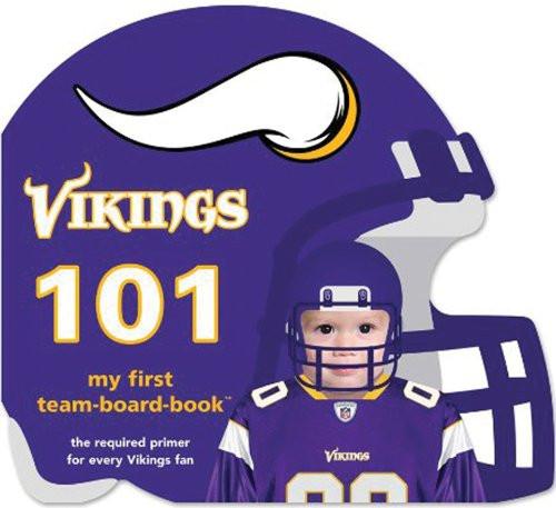 Minnesota Viking 101- First Fan Book