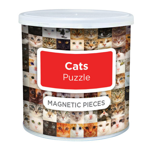 Magnetic Cat Puzzle