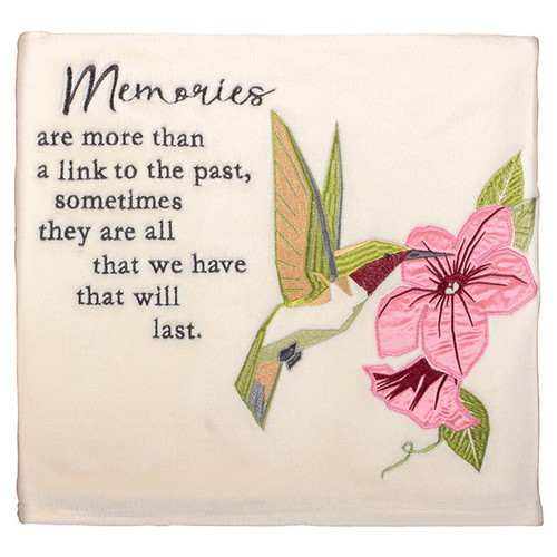 Memories  - Keepsake Throw Blanket
