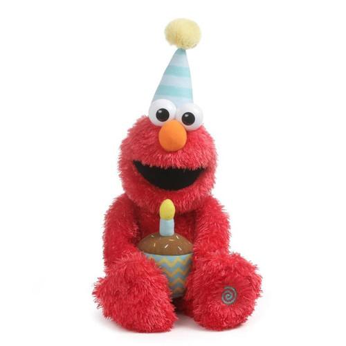 "18"" Singing & Annimated Happy Birthday Elmo  Plush"