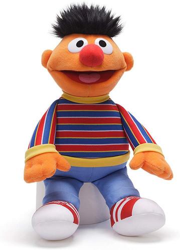 "13.5"" Ernie from Seasme Street Plush by GUND"