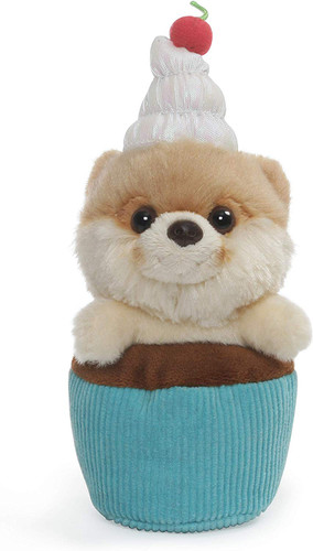 Itty Bitty Boo Cupcake Plush  by GUND