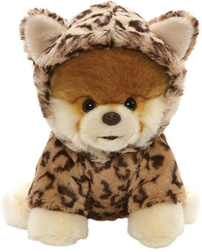 "15"" Itty Bitty Boo Leopard Plush  by GUND"