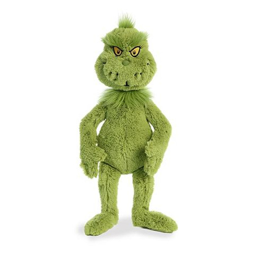 "16"" Grinch by Dr Seuss"