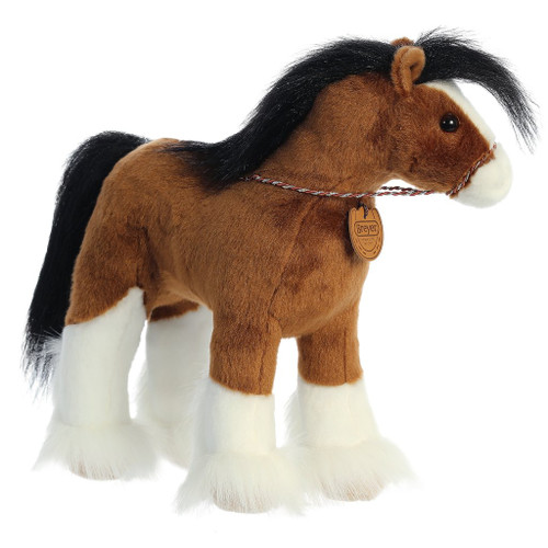 "13"" Cyldesdale By Breyer"