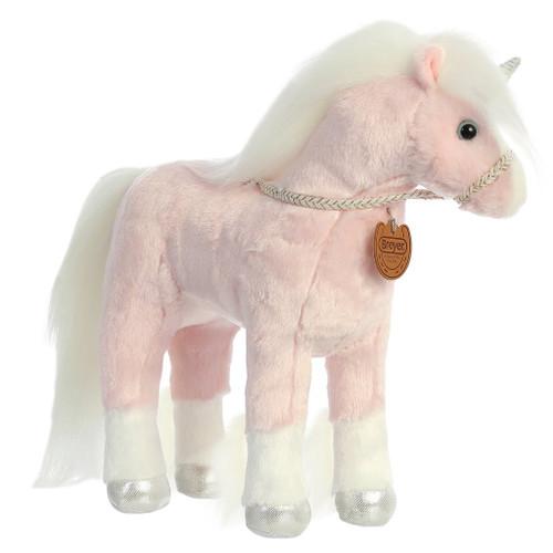 """13"""" Aurora Unicorn By Breyer"""