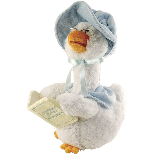Mother Goose Blue - By Cuddle Barn