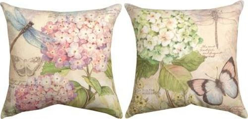 """Field Guide  18""""x18"""" Climateweave Indoor/Outdoor Pillow"""