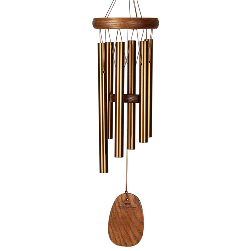 Amazing Grace Chime by Woodstock -Small  Bronze