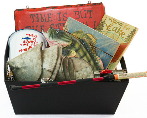 Custom Made Sports Enthusiast Gift Box