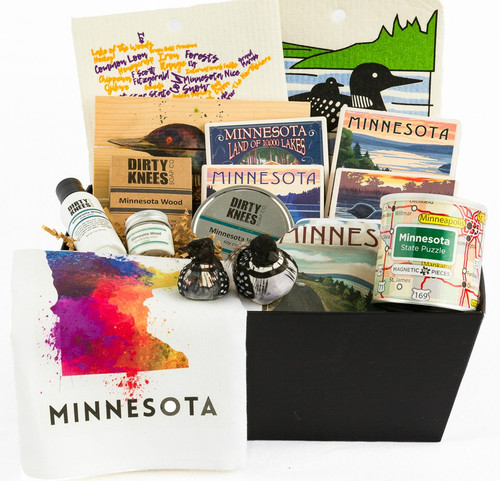 I'm Minnesota Loony Gift Box