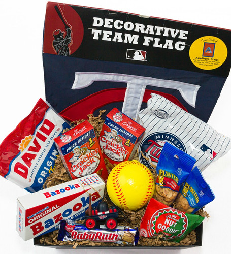 Minnesota Sports Enthusiast Gift Box