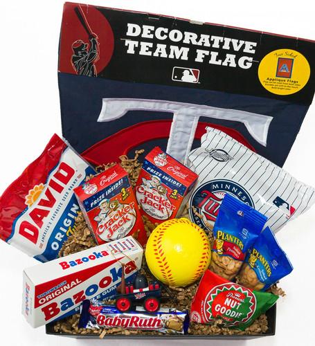 Minnesota Sports Enthusiast Gift Box